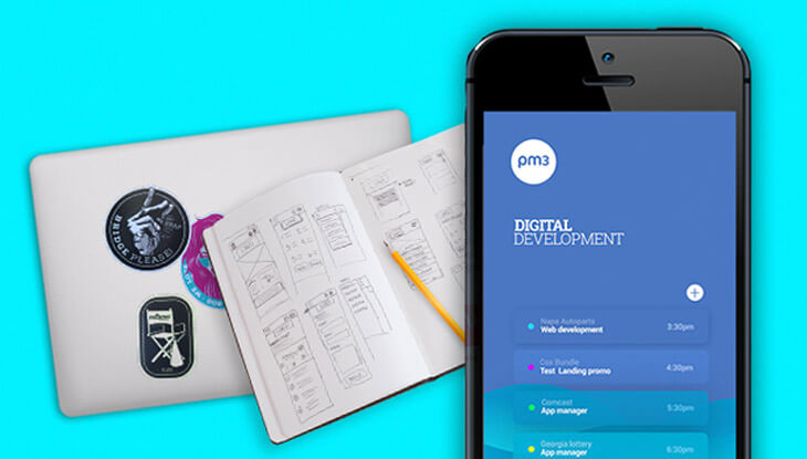 pm3 agency digital expertise