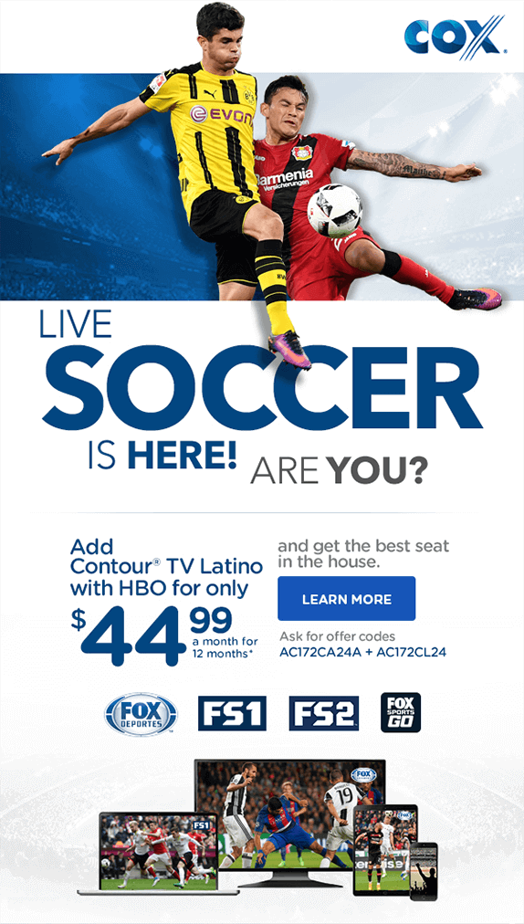 cox fútbol case study by pm3 agency