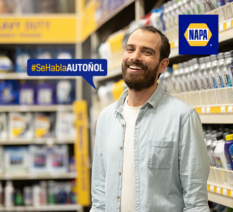 napa auto parts hispanic advertisement preview se habla autoñol
