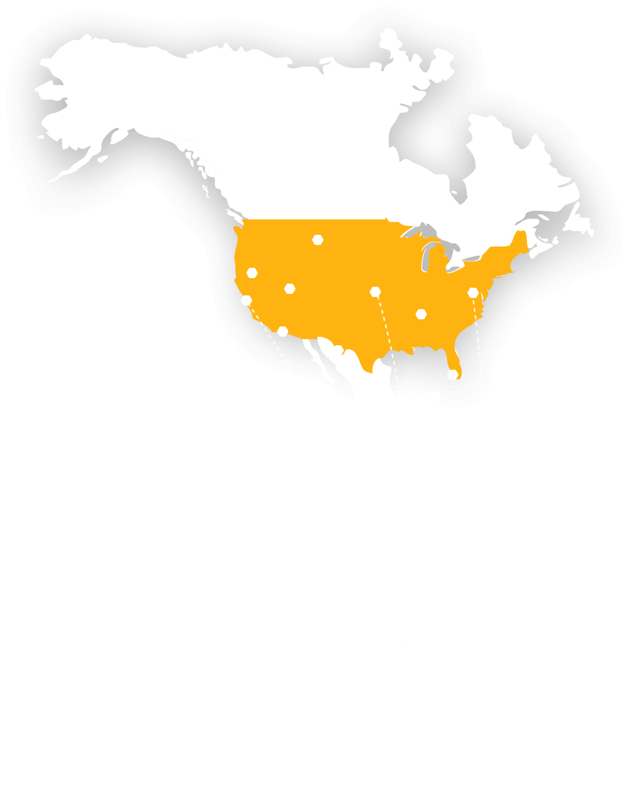 north america map statistics of vod napa advertising case study