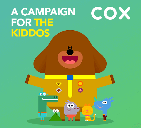 Case study COX Babies pm3 agency