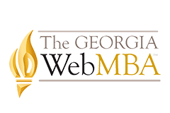 the georgia webmba logo pm3 agency
