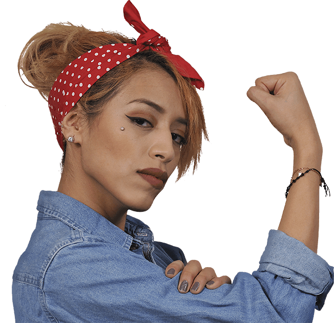 women empowerment latin rosie the riveter superbowl 2019 ads pm3 agency